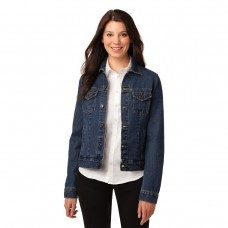 Port Authority Ladies Denim Jacket (L7620)