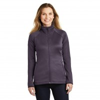 The North Face Ladies Canyon Flats Stretch Fleece Jacket (NF0A3LHA)
