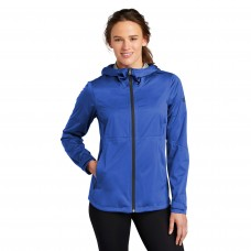 The North Face Ladies All-Weather Dry Vent Stretch Jacket (NF0A47FH)